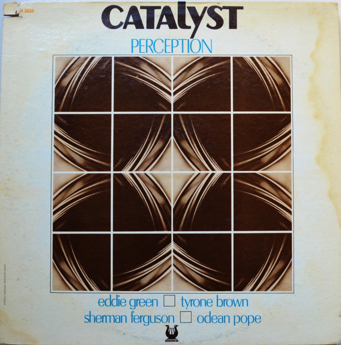 Catalyst – Perception (1973) - JazzRockSoul.com